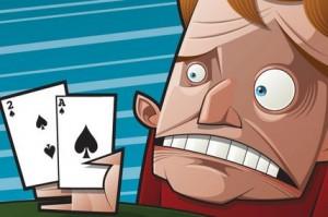 online poker real money odds